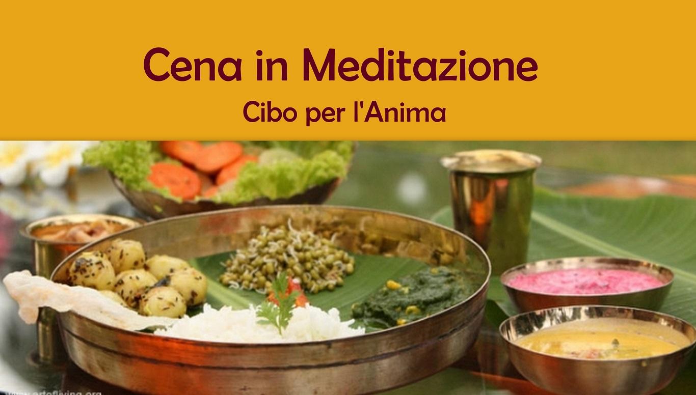 Cena in Meditazione