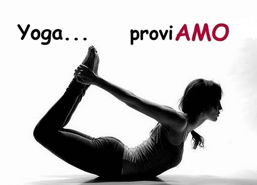 ProviAMO corsi di Yoga a Varese